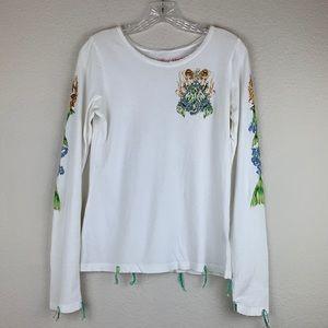 Lauren Moshi Mermaid Long Sleeve T-Shirt
